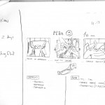 Storyboard VHX carrHot